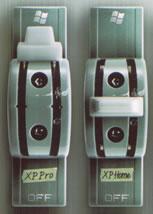 XP のスイッチ