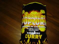 ハバネロカレーポップコーン