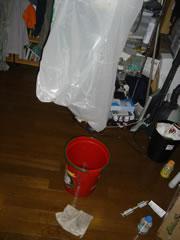水漏れ#3