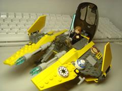 LEGO STARWARS 7256