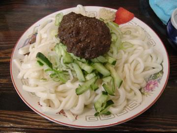 じゃじゃ麺 #1