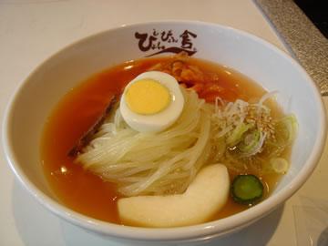 ぴょんぴょん舎 冷麺
