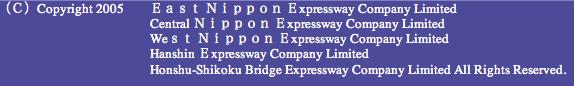 規約画面のCopyright