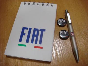 FIAT グッズ