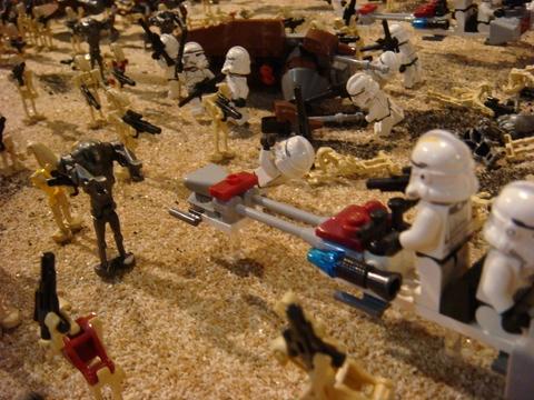 レゴ クローンの戦い