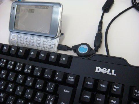 N810 USB キーボード