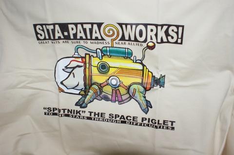 シタパタTシャツ