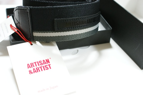 ARTISAN&ARTIST カメラストラップ