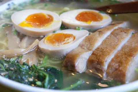 角煮ちゃーしゅー麺(塩)