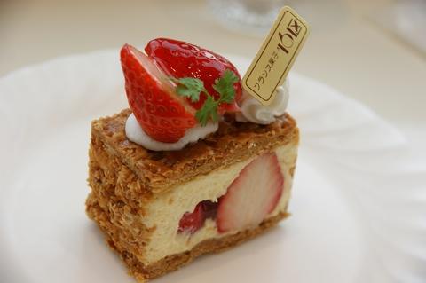 フランス菓子16区 ミルフゥイユ