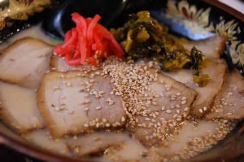 一竜 チャーシュー麺