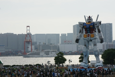 ガンダム in お台場 #5