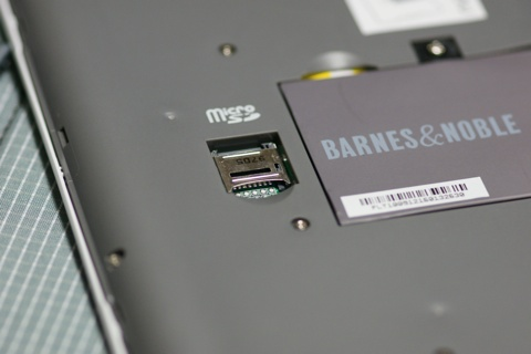 nook microSD